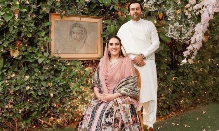 An Ode To Benazir: Bakhtawar Bhutto Pays Homage With Her Engagement Outfit