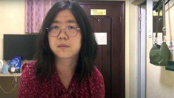 Zhang Zhan: China Jails Citizen Journalist For Wuhan Reports