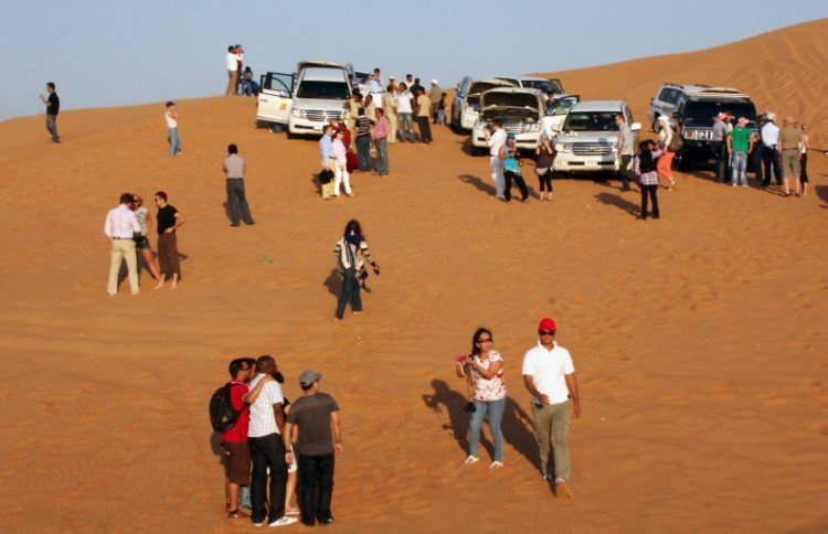 Covid-19: Sharjah Desert Safaris Resume; Safety Rules Announced