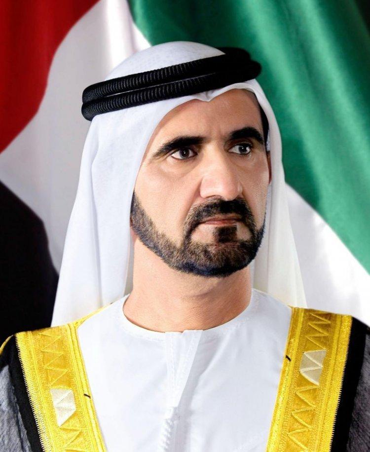 UAE's Sheikh Mohammed Tweets Christmas Greetings
