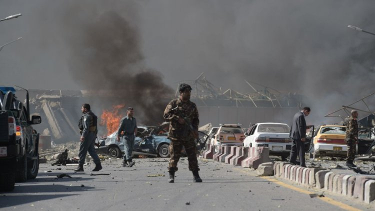 Afghanistan Conflict: Kabul Car Bombing Kills Four Doctors