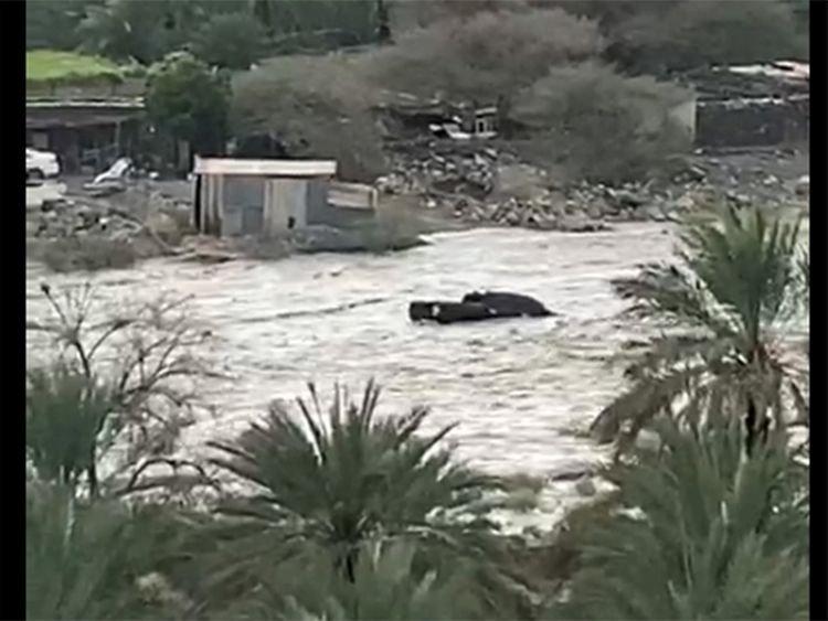 Video: 4 Dead, 3 Rescued In Sharjah As Floods Swept Wadi
