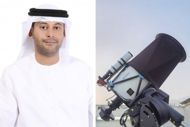 UAE Resident Co-discovers Billion-year-old Planets