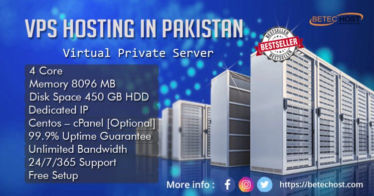 Get Latest Setup Of Vps Hosting ? We Are Best In Hosting Services