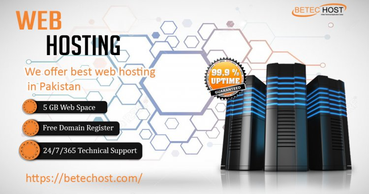 Professional And Managed Web Hosting For Your Website With Betec Host Web Hosting Company