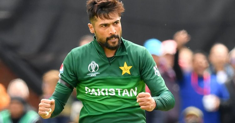 Pakistan Fast Bowler Mohammad Amir Announces Retirement From International Cricket