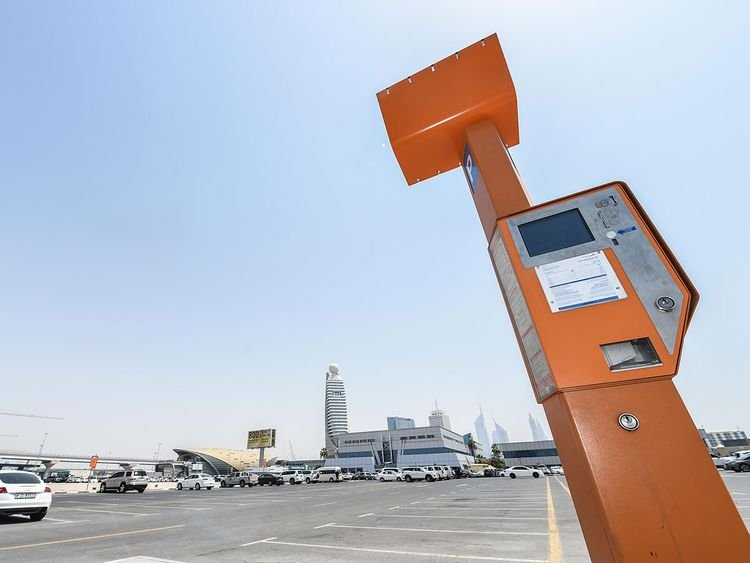 Free parking announced for three days