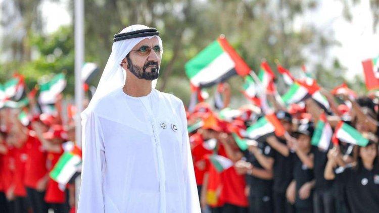 Happy 50, UAE: Golden Jubilee celebrations begin