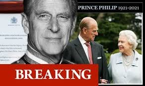 Prince Philip dies at 99: A life in pictures