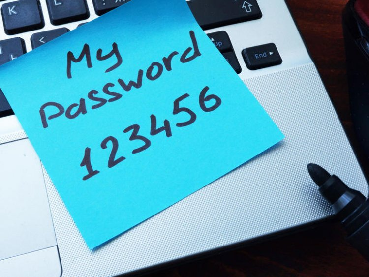 These are the most common passwords; is yours on the list?