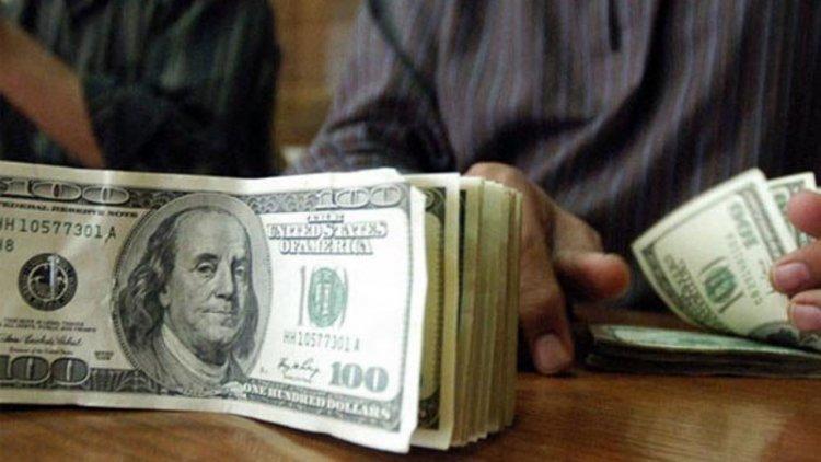 US dollar rises against rupee