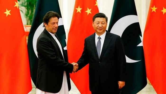 PM Imran thanks China's president on World Environment Day message
