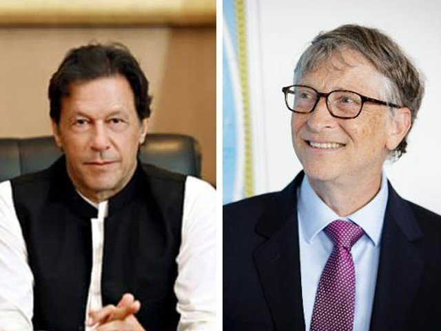 PM ENCOURAGES MICROSOFT TO EXPAND FOOTPRINT IN PAKISTAN