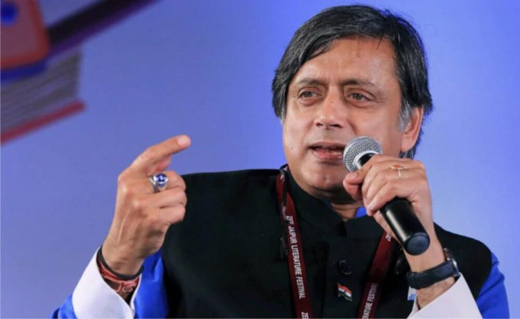 Shashi Tharoor's World of Words: English and American
